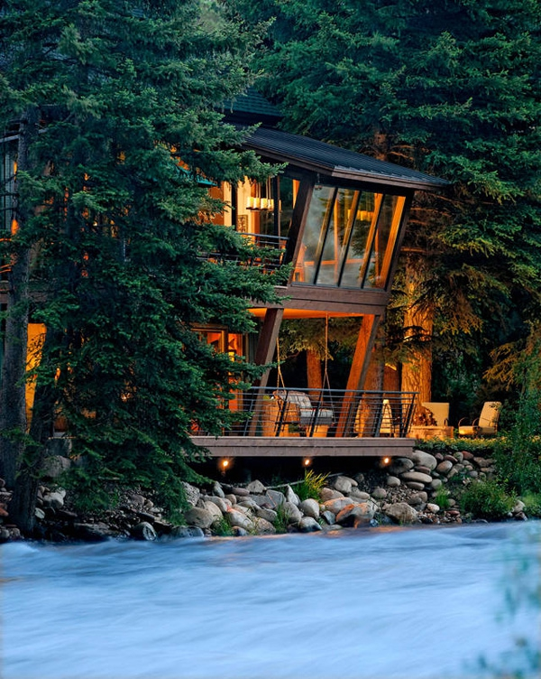 Amazing Riverside House Colorado 1