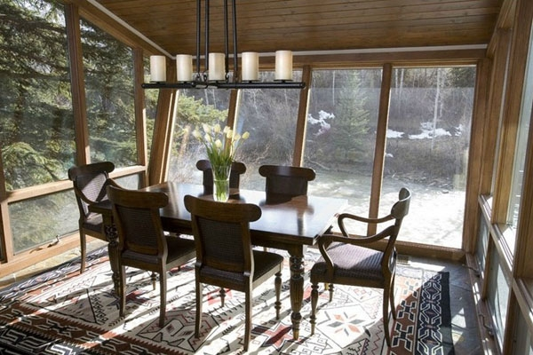Amazing riverside house Colorado (8)