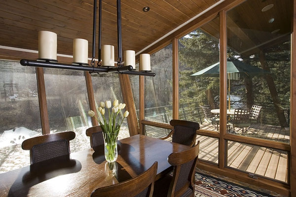 Amazing riverside house Colorado (9)