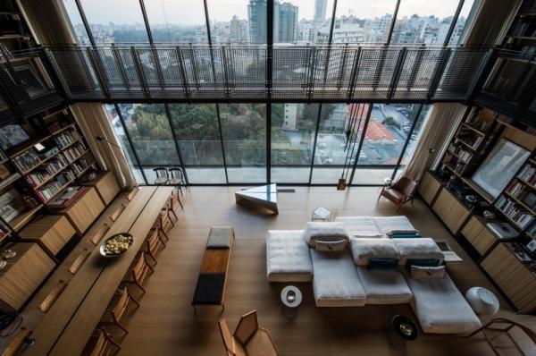 Amazing three-story apartment in Lebanon (1)