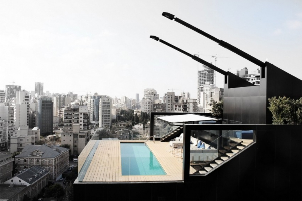 Amazing three-story apartment in Lebanon(2)