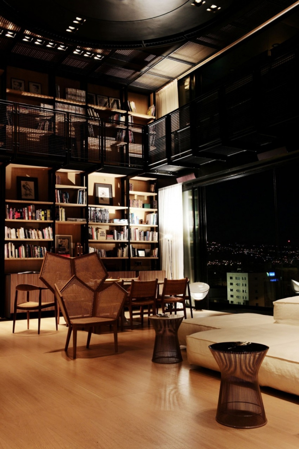 Amazing three-story apartment in Lebanon (3)