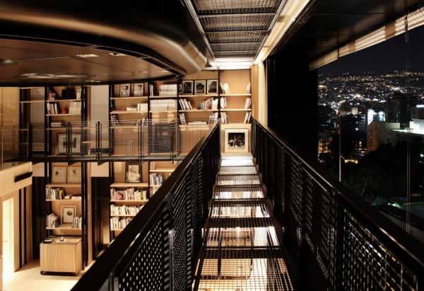 Amazing three-story apartment in Lebanon(4)