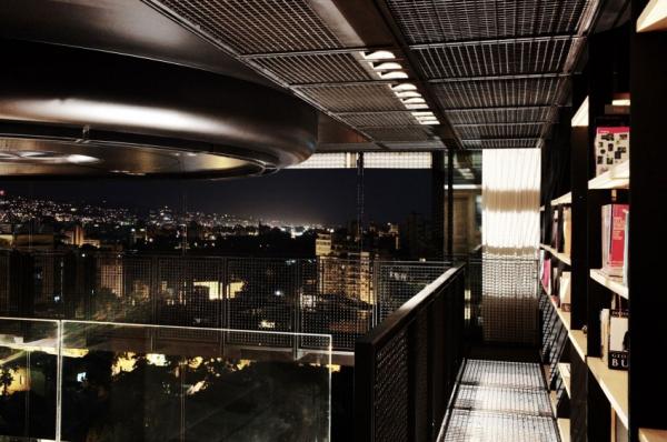 Amazing three-story apartment in Lebanon (6)