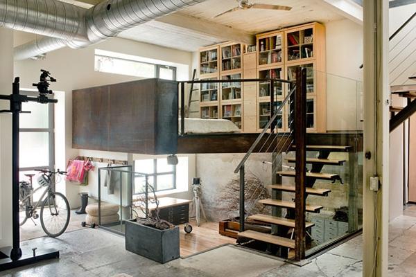 Amazing warehouse conversion creates a dream home (10)