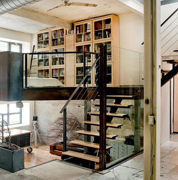 Amazing warehouse conversion creates a dream home (9)