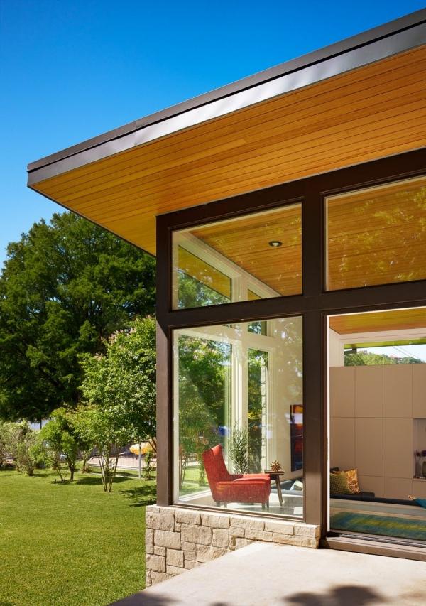 American modern lake house  (3)