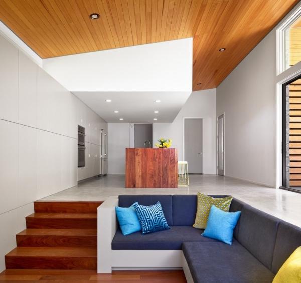American modern lake house  (6)