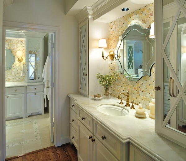 An elegant bathroom renovation adorable home for Elegant small bathrooms