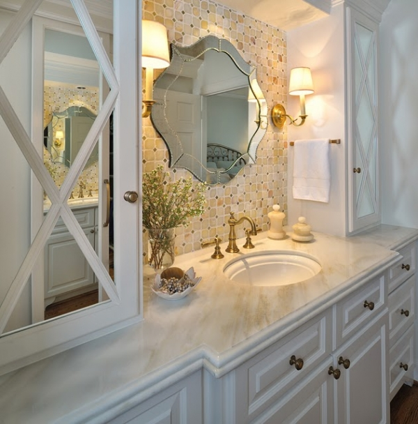 Elegant Bathrooms: An Elegant Bathroom Renovation