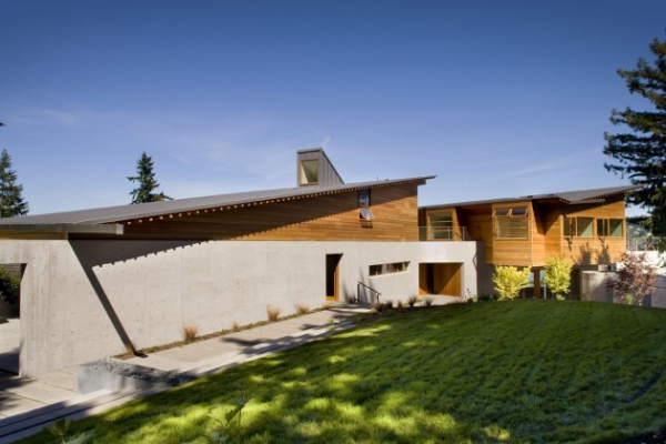 modern two storey house Seattle (11)