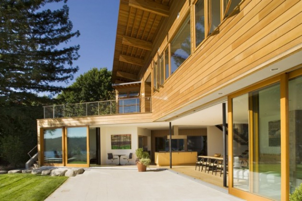 modern two storey house Seattle (5)