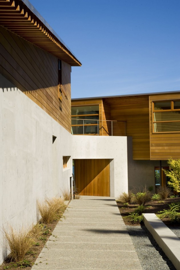 modern two storey house Seattle (9)