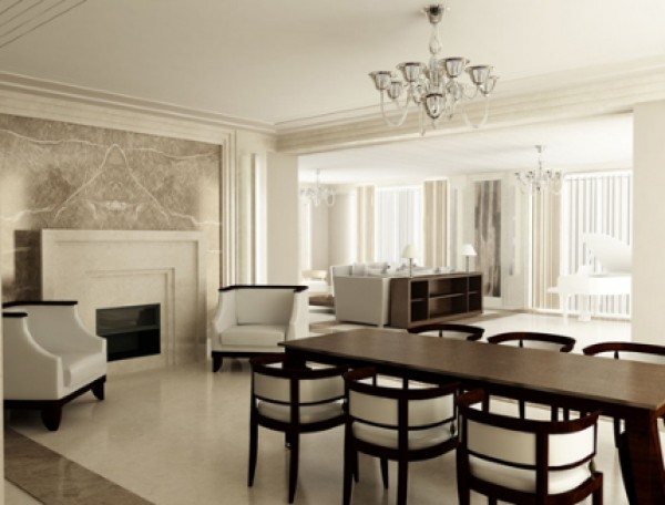 Art Deco Interior Design Living Room Images