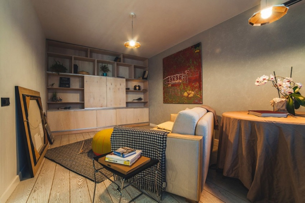 modern family apartment (1)