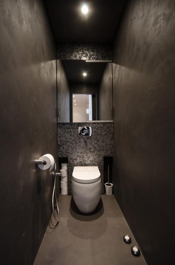Attic apartment design ideas in Prague (14)