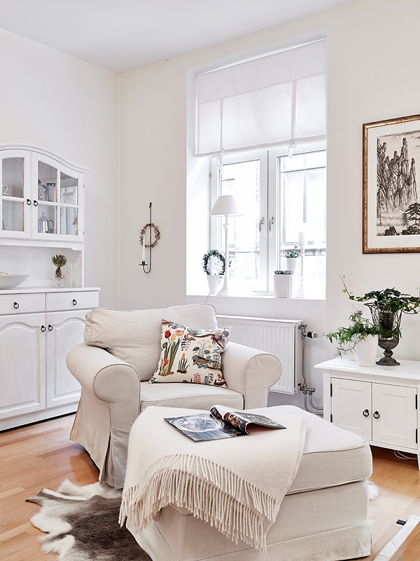 awesome white décor – adorable home