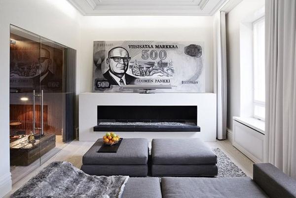 Bank conversion creates stunning Scandinavian style  (3)