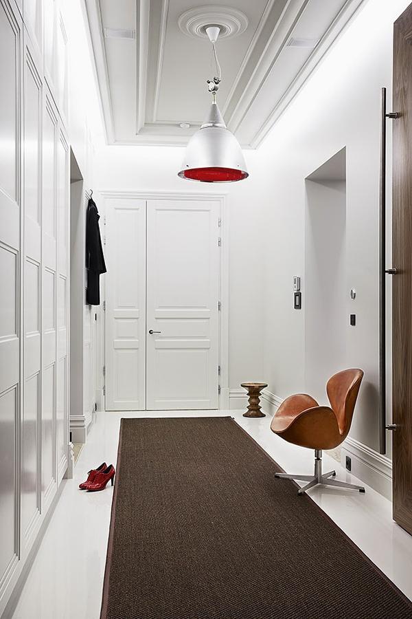Bank conversion creates stunning Scandinavian style  (8)