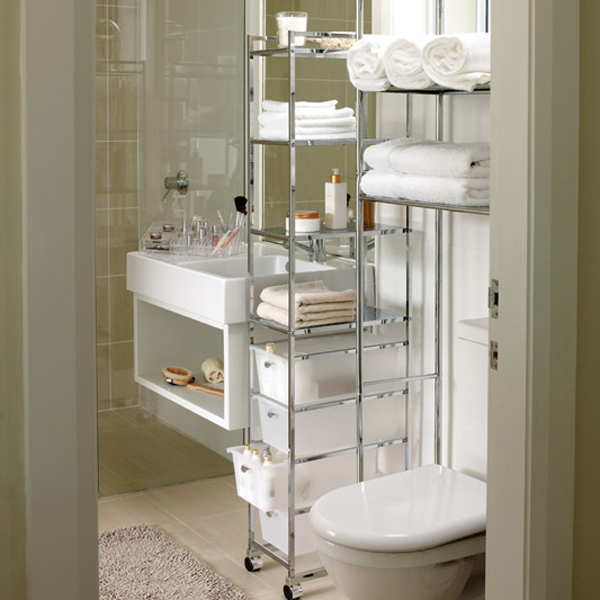 Bathroom Storage Ideas