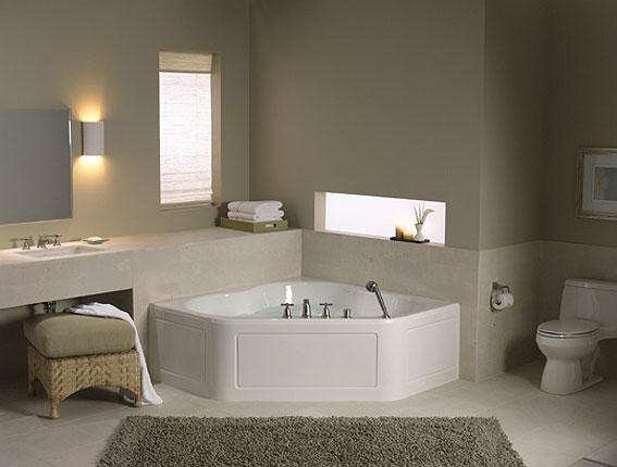 Bathrooms by kohler adorable home for Small bathroom designs kohler