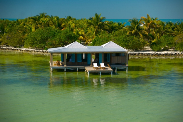 Be your own island with an overwater bungalow (1)
