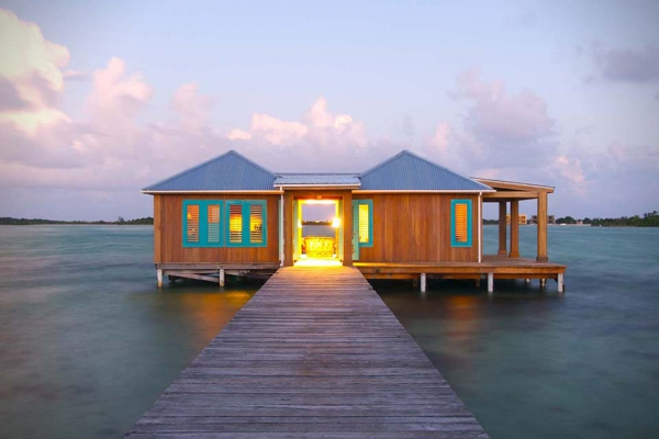 Be your own island with an overwater bungalow (5)