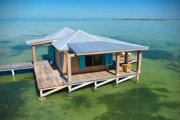Be your own island with an overwater bungalow (6)