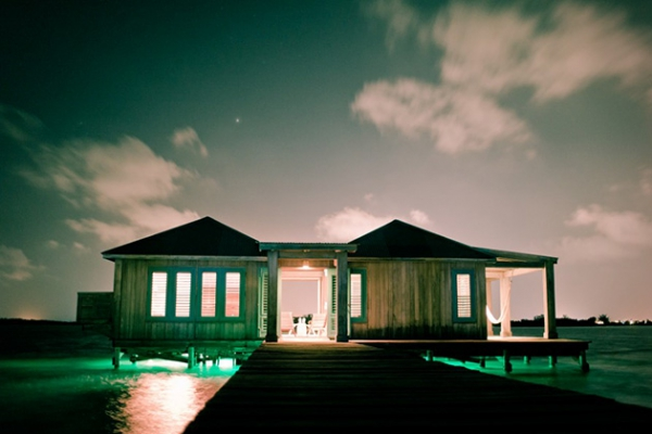 Be your own island with an overwater bungalow (7)