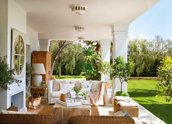 Tremendous Beautiful And Welcoming Spanish Country House Adorable Home Inspirational Interior Design Netriciaus