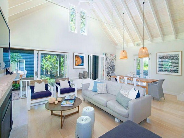 Beautiful Beach House Style Adorable Home