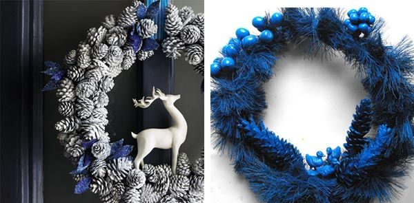 beautiful-christmas-wreaths-for-the-front-door-11