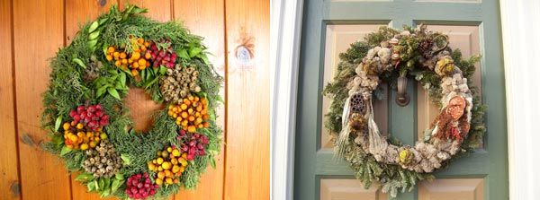 beautiful-christmas-wreaths-for-the-front-door-4
