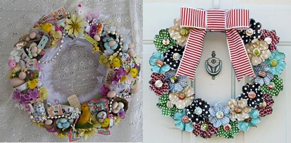 beautiful-christmas-wreaths-for-the-front-door-6