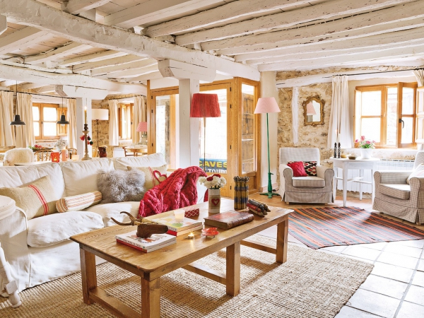 Beautiful Country Style Home In Spain Adorable