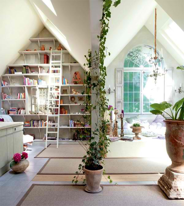 Danish Home Design Ideas: Beautiful Denmark Home With A Romantic Interior