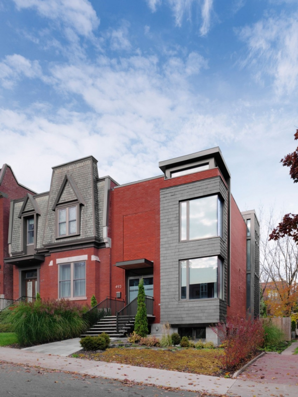 Beautiful hillside house in the heart of Westmount (1)