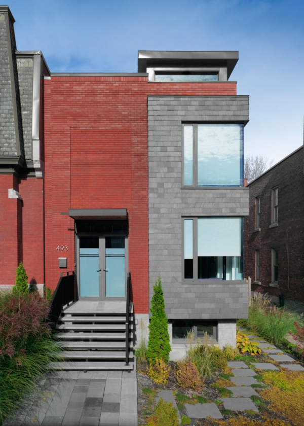 Beautiful hillside house in the heart of Westmount (2)