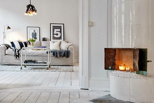 Beautiful scandinavian interior design adorable home for Interior designer 7