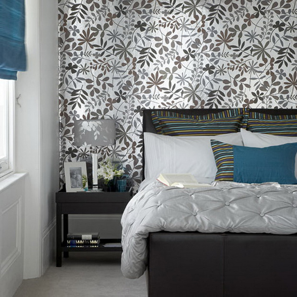 bedroom wallpaper ideas 14. Bedroom Wallpaper Ideas  Photo Collection    Adorable Home