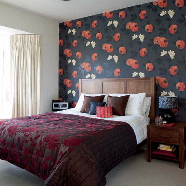 bedroom wallpaper ideas 9