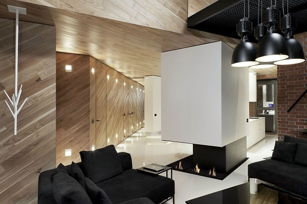 Bold Ideas Find Home In Contemporary Loft Apartment