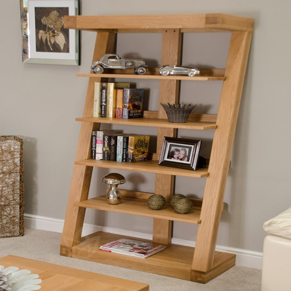 23 awesome bookcases for living room