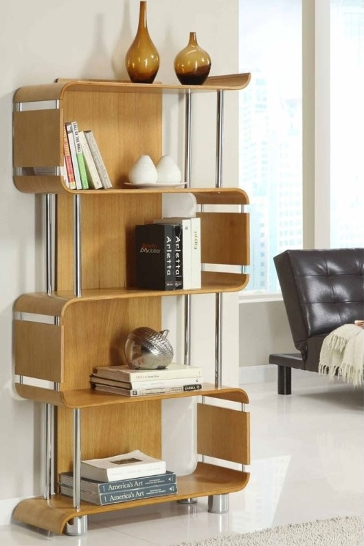Bookcase ideas for your living room (2)