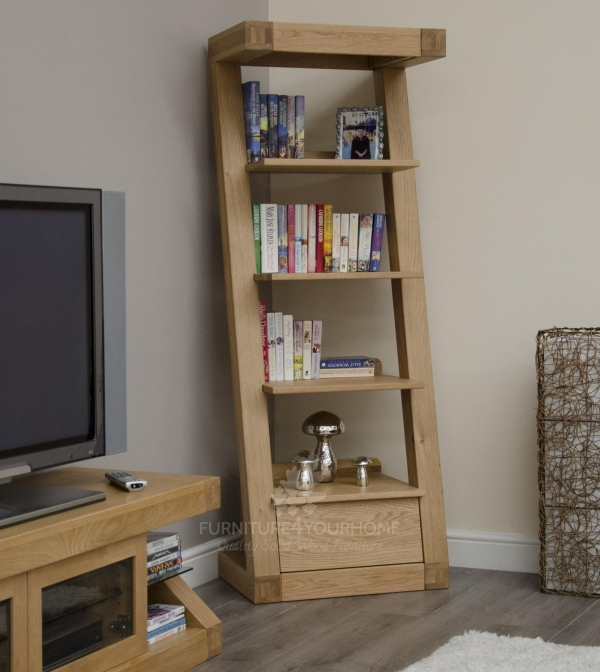 Bookcase ideas for your living room (6)