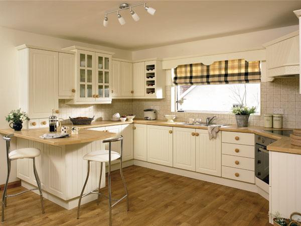 Bright kitchen design for Bright kitchen ideas