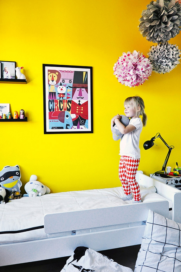Bright and cute kids room 5