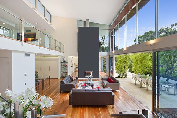 Bright And Spacious House In Sydney Australia Adorable Home
