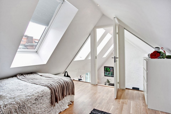 bright-loft-in-sweden-with-beautiful-features-9
