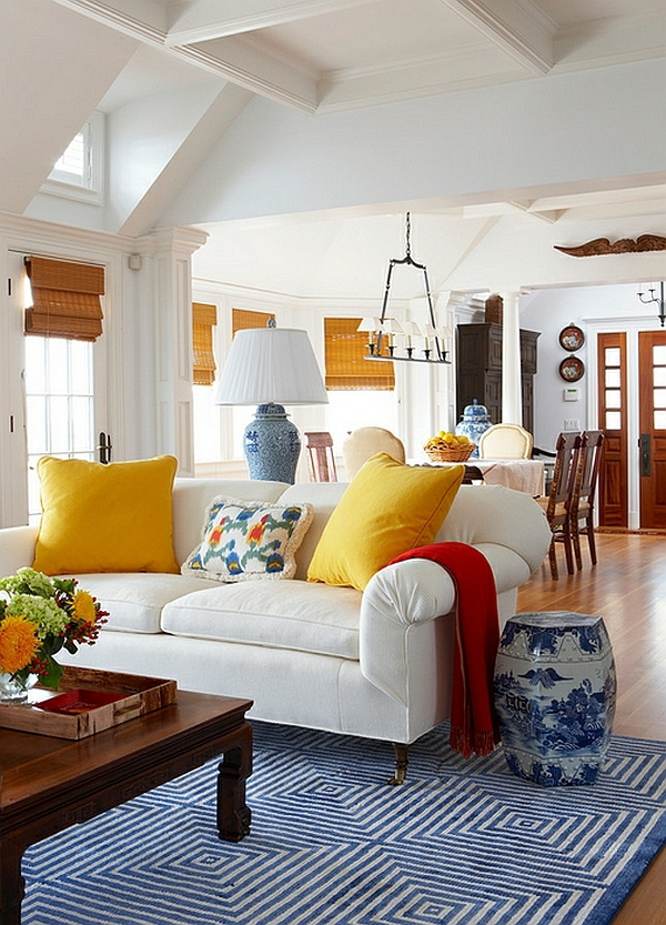 Family Living Room Designs: Fresh Living Room Decorating Ideas